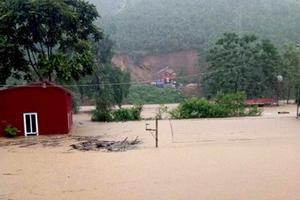 Yên Bái: 6 người chết, 18 người mất tích do mưa lũ
