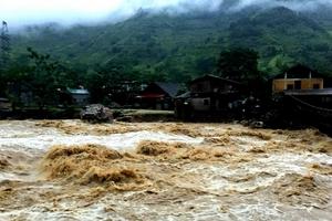 Lào Cai: Nhà máy thủy điện Sử Pán 1 gây ra trận lũ quét tại Bản Hồ