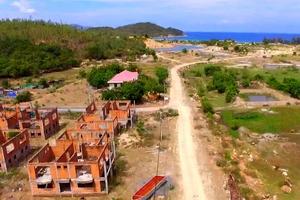 Khu du lịch nghìn tỷ bỏ hoang liên tục được gia hạn, chính quyền tỉnh Ninh Thuận có ưu ái chủ đầu tư?
