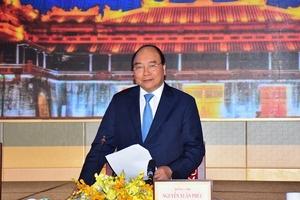 Giao ban Hội đồng Vùng Kinh tế trọng điểm miền Trung