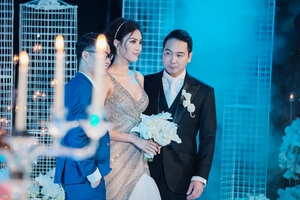 Vợ chồng Lan Khuê chuẩn bị có thành viên mới sau 7 tháng kết hôn