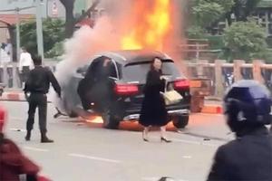 Thủ phạm khiến phụ nữ lái ô tô gây tai nạn thảm khốc