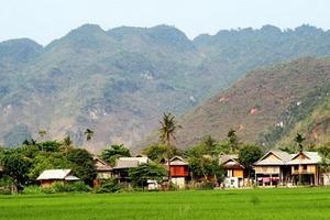 Huyện Mai Châu, tỉnh Hòa Bình: Gắn phát triển du lịch cộng đồng với xây dựng Nông thôn mới