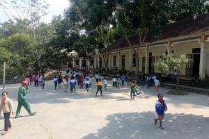 Nghệ An: Hiệu phó trường tiểu học xin nghỉ phép để đi cai nghiện