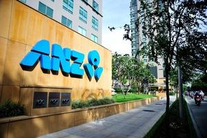 'Chia tay' mảng bán lẻ, lợi nhuận ANZ Việt Nam giảm hơn 75% trong nửa đầu năm