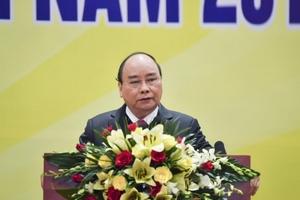 Thủ tướng đánh giá cao điều hành chính sách tiền tệ của NHNN và hoạt động ngân hàng năm 2018