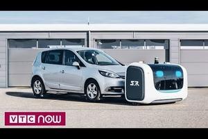 Bãi đỗ xe tự động đầu tiên hoạt động thế nào?