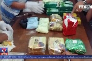 Thu giữ 1kg Ketamine và 1.000 viên ma tuý tổng hợp