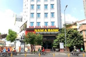 Vụ Nam Á Bank: Á hậu bị tố chiếm đoạt tài sản?