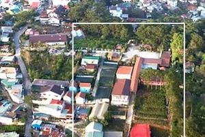 Trung tâm Đà Lạt, Lâm Đồng: Xử lý công trình vi phạm