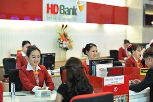 HDBank lãi 2.211 tỉ đồng, kết quả bán niên cao nhất từ trước đến nay