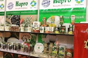 Hapro đạt danh hiệu xuất khẩu uy tín năm 2017