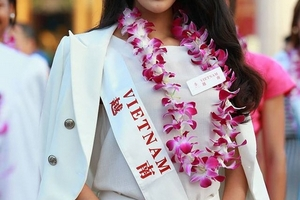 6 kỉ lục của Phương Khánh và mĩ nhân Viêt tại các cuộc thi hoa hậu lớn nhất thế giới