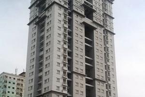 Nhiều khu tái định cư bị bỏ hoang tại Hà Nội