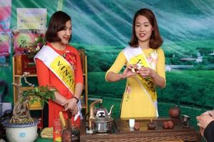 Mộc Châu, Sơn La: Nét đẹp văn hóa thưởng trà trên cao nguyên