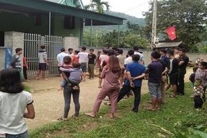 Nghệ An: Nghi vấn chồng giết vợ rồi tự sát trong nhà đóng kín