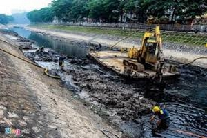 """""""Cống hóa"""" 4 con sông có giúp Hà Nội thay đổi?"""