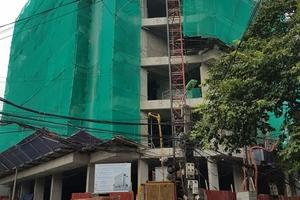 Hà Nội: Làm rõ thông tin về vi phạm trật tự xây dựng tại công trình số 2 Ngõ Giếng