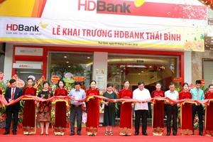 HDBank khai trương điểm giao dịch thứ 271 trên cả nước