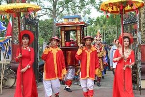 Quảng Nam: Đặc sắc lễ hội Bà Thu Bồn