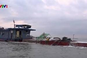 Làm rõ trách nhiệm vi phạm khai thác cát ở Quảng Ninh