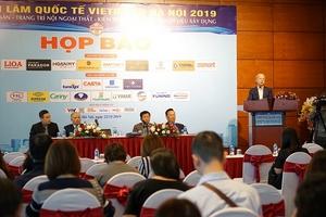 Họp báo giới thiệu Triển lãm quốc tế Vietbuild Hà Nội 2019