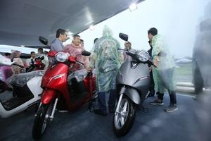 Màn trình diễn đẳng cấp của xe Việt VinFast tại TP.HCM