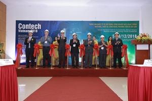 Contech VietNam 2018:  Mang đến công nghệ tốt cho doanh nghiệp nâng cao sức cạnh tranh