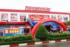 Công ty Nguyễn Kim vừa nộp 150 tỷ đồng tiền truy thu trong sai sót kê khai thuế