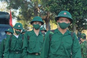 Video: Thanh niên Gia Lai nhập ngũ trong điều kiện đặc biệt