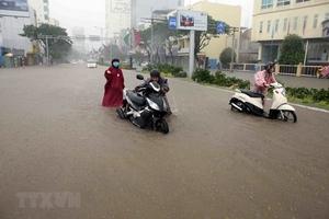Cảnh báo lũ quét, sạt lở đất, ngập úng cục bộ tại thành phố Đà Nẵng