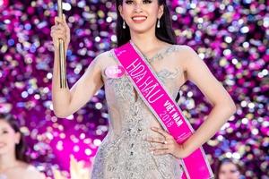 Sau 10 năm, miền Trung đã tự hào khi có thêm một Hoa hậu Việt Nam