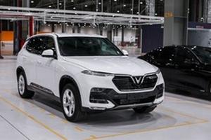 VinFast đưa 58 xe Lux và Fadil chạy thử tại Việt Nam từ 20/5/2019