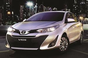 Trước sự cạnh tranh khốc liệt liệu Toyota có mất thị phần?
