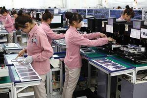 Xuất khẩu điện thoại và linh kiện đạt 9,3 tỷ USD 2 tháng đầu năm