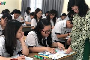 Bắt học sinh cấp 2 thi về hành chính công, hữu ích hay vẫn hình thức?