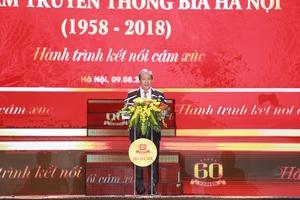 Lễ kỷ niệm 60 năm truyền thống Bia Hà Nội
