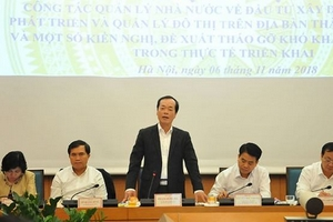"""Hà Nội tiếp tục đề nghị được dùng cơ chế đặc thù để """"gỡ khó"""" trong phát triển đô thị"""