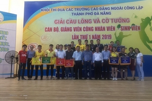Hội thao các trường cao đẳng công lập Đà Nẵng