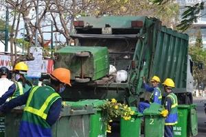 TP.HCM đấu thầu toàn bộ dịch vụ thu gom rác