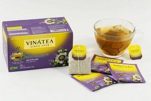 """""""Ngủ ngon hơn mỗi ngày"""" với trà thảo mộc tự nhiên đến từ Vinatea"""