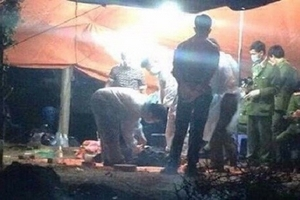 Đã bắt được hai nghi phạm sát hại tài xế xe tải ở Bắc Ninh