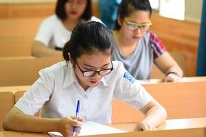 Lưu ý thí sinh tự do đăng ký thi tốt nghiệp THPT và xét tuyển ĐH