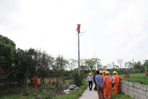 EVNNPC: Nỗ lực cấp điện an toàn, ổn định mùa nắng nóng