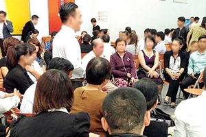 Thu nhập của người bán hàng đa cấp tại Việt Nam chỉ đạt khoảng 3,8 triệu/năm