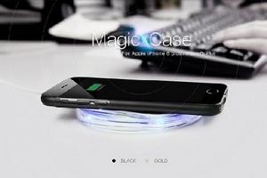 Ốp lưng 450.000 đồng thêm tính năng sạc không dây cho iPhone