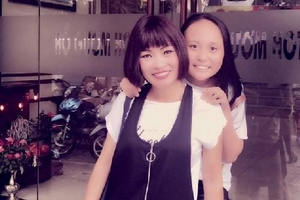 Phương Thanh tiết lộ lí do công khai con gái sau 12 năm giấu kĩ