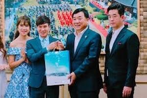 Lý Hải làm đồng đạo diễn trong phim hợp tác Việt Nam và Hàn Quốc