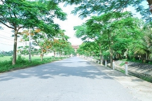 Xã Hoàng Động (Thủy Nguyên – Hải Phòng): Toàn dân đoàn kết xây dựng Nông thôn mới