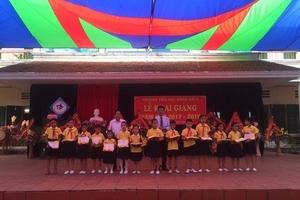 Trường tiểu học Đông Hải 2 (quận Hải An, Hải Phòng): Tất cả vì học sinh thân yêu